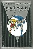 The Batman Archives Vol. 8