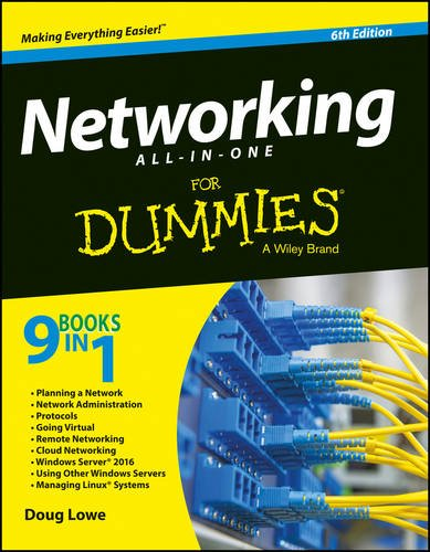 Networking All-in-One For Dummies; 6ed