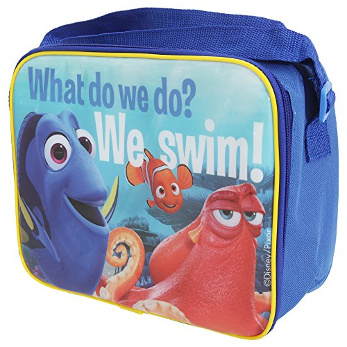 Disney Pixar Childrens/Kids Finding Dory Insulated Lunch Bag (One Size) (Blue/Yellow) - Easy Disney Pixar Costumes