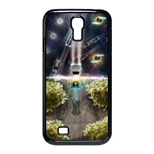 Back To The Future Samsung Galaxy S4 90 Cell Phone Case Black TPU Phone Case SV_070195