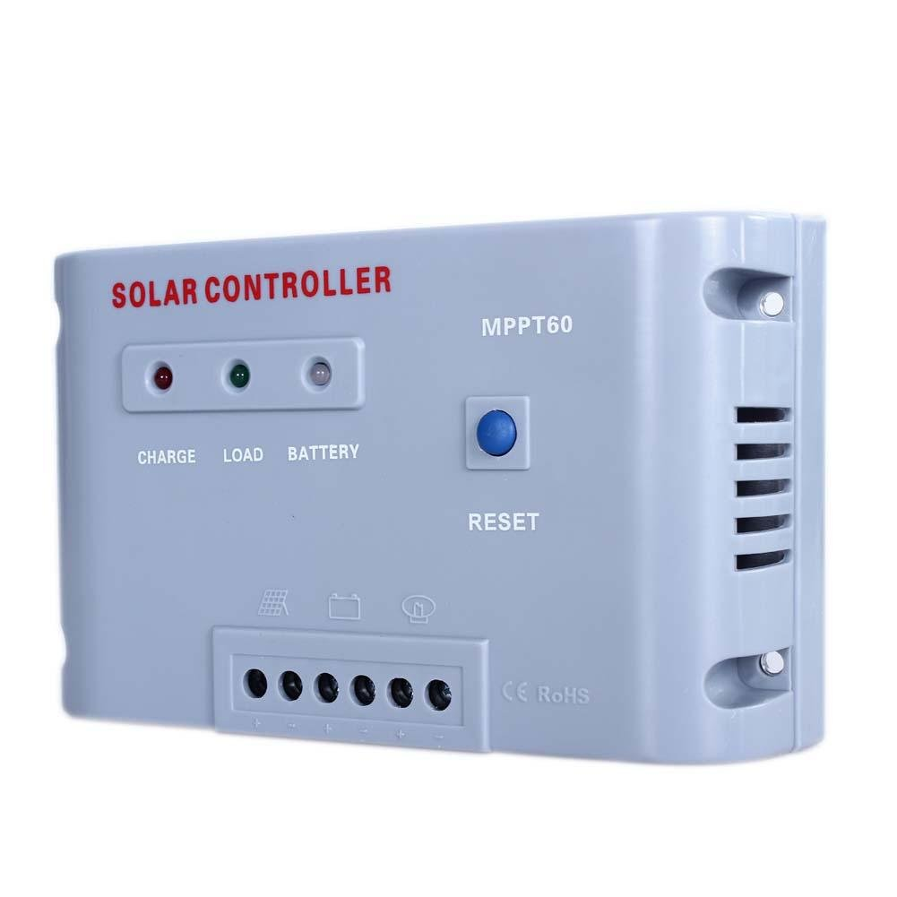 Mppt Solar Controller Regulator 50a 12v 24v Auot Pwm Charge 10a 12v24v Automatic Art Of Circuits Switch Garden Outdoor