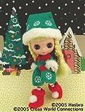 Petit Blythe jingle Santa PBL-51