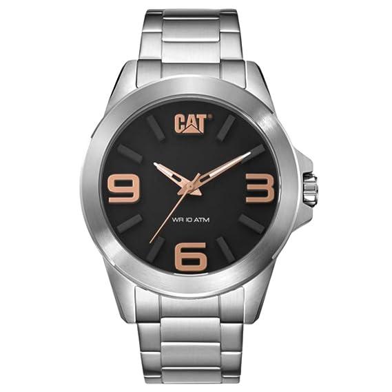 d10b0e625a9c Caterpillar YT14111139 Reloj Análogo con Movimiento de Cuarzo para Hombre