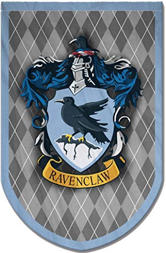 Harry Potter Ravenclaw Banner - Ravenclaw Flag - Printed on Both Sides - Perfect Conditions for Outside - Amazing Gift for All PotterHeads - Unique HP Collectible Accessories -