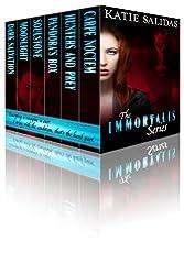 Immortalis Boxed Set (Immortalis Vampire Series)