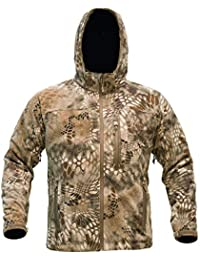 Vellus Camo Hunting Jacket (Vellus Collection)