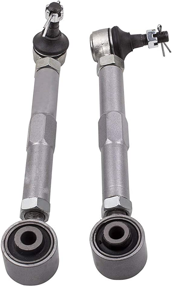 Truhart Adjustable Rear Toe Control Arms Set for Lexus IS300 GS300 98-05 New