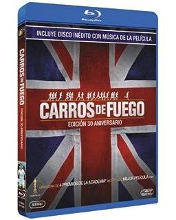Carros De Fuego (Formato Libro) [Blu-ray]: Amazon.es: Ben ...