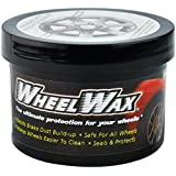 Wheel Wax Ultimate Protection For Your Wheels, 8 Ounce