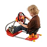 CP Toys Battery-operated Sit On Simulated Driver with Moving Screen and Lights & Sounds