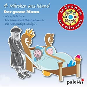 4 Märchen aus Island (Märchen aus aller Welt) Hörbuch