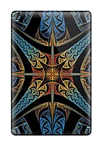 Durable Protector YY-ONE With 4 Point Star Hot Design For Ipad Mini/mini 2 by mcsharks