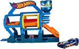 kids car wash set - Hot Wheels Turbo Jet Car Wash Playset