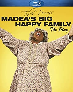 Madeas Big Happy Family The Play Blu-ray from Lions Gate