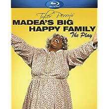 Tyler Perry's Madea's Big Happy Family (Play) [Blu-ray] (2010)