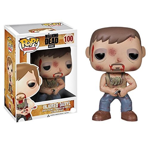Funko POP! Television: The Walking Dead Series 4- Injured Da