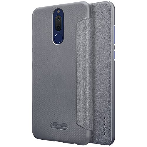 factory price fefed bc3dd Amazon.com: Huawei Mate 10 Lite Cover- MYLB Ultra Slim PU Leather ...