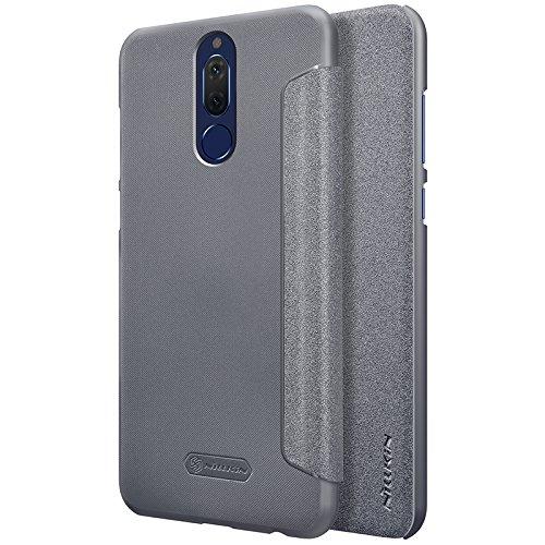 enorme sconto ec027 b9b00 Amazon.com: Huawei Mate 10 Lite Cover- MYLB Ultra Slim PU ...