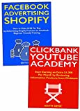Ecommerce Book Guide for Beginners:  Sell Items Online Without Having Your Own Product via YouTube & Facebook Marketing