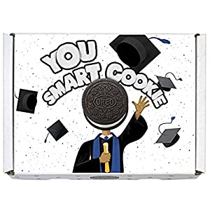 Oreo Gift Boxes - Includes Regular Oreo, Double Stuf and Mini Oreo (Graduation)