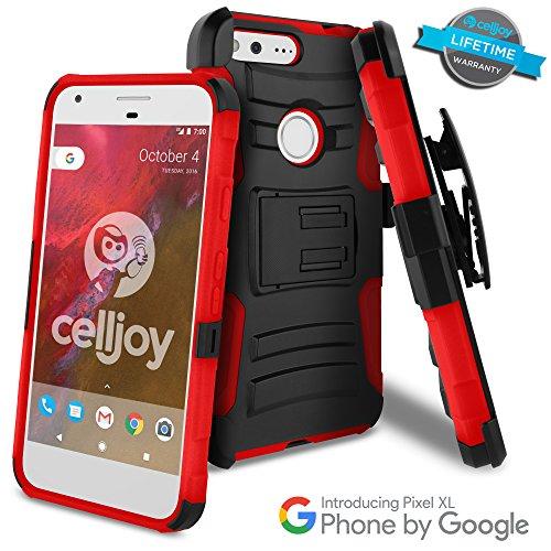 Google Pixel XL Case, CellJoy [Ultra Rugged Hybrid] Pixel XL 5.5