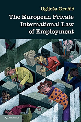 Download The European Private International Law of Employment Pdf