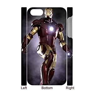 XOXOX Phone case Of Iron Man Cover Case For Iphone 5C [Pattern-1]