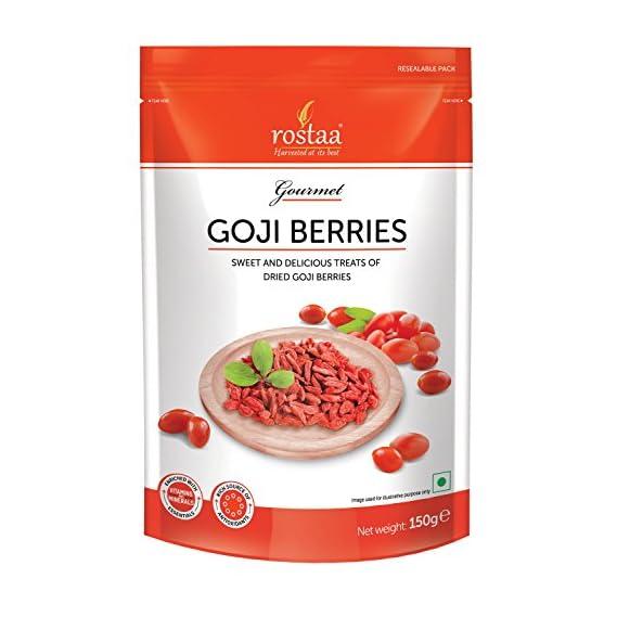 Rostaa Goji Berries, 150gm