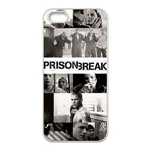 WJHSSB Prison Break Phone Case For iPhone 5,5S [Pattern-4]