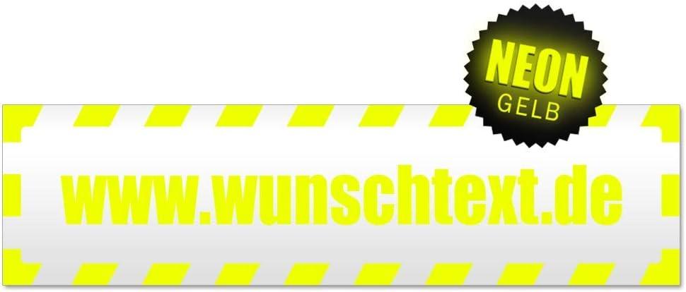 Kiwistar www.wunschtext.de gestreift Magnetschild Schild magnetisch