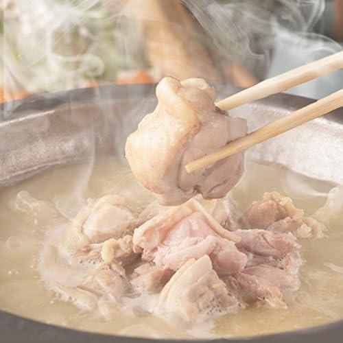 黄金屋 博多水炊き『榛名美神鶏』お手軽セット(2~3人前)