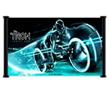 Tron Legacy Movie Fabric Wall Scroll Poster (26