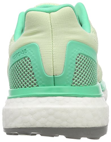 Running de Zapatillas Frozen F17 Semi Green S18 Adidas W res Grey Hi Three Response Yellow F15 Mujer Multicolor para nqRHItHwx