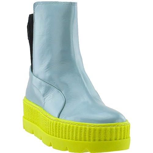 68e88cab8648 PUMA Women s Fenty x Chelsea Sneaker Boots