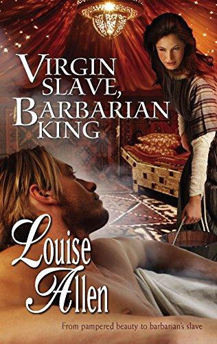 Virgin Slave, Barbarian King (Harlequin Historical)