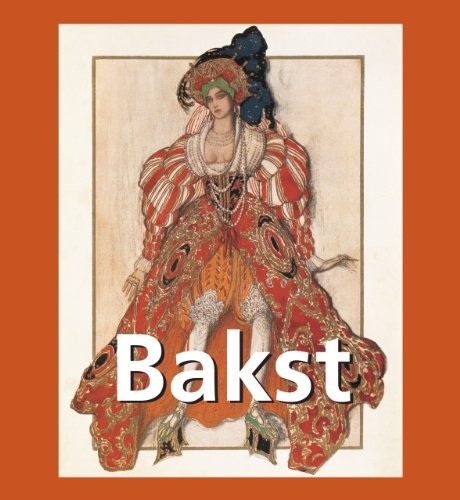 Costumes Theatre Russe - Bakst (French