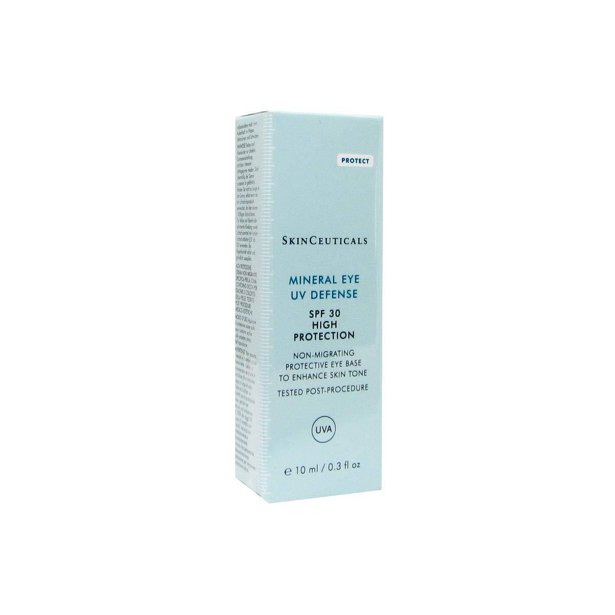 Skinceuticals Mineral Eye Uv Defense Protezione Solare Contorno Occhi Spf30 10ml