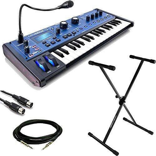 Novation MiniNova Synthesizer w/ Stand & Cables