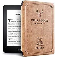 Capa Kindle - Novo Kindle 2019 10ª geração (TERRA DE SIENA NATURAL)