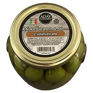 "ADA'S Natural Market Whole Castelvetrano ""Nocellara"" Olives"