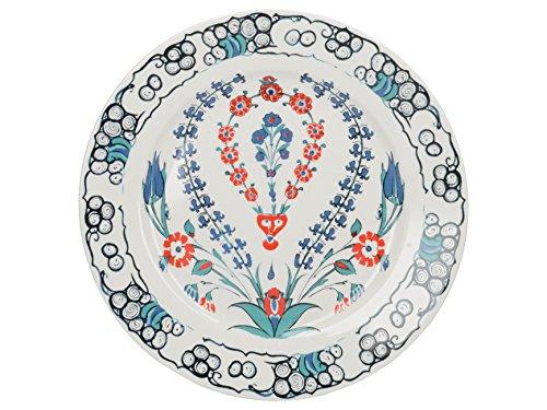 - Creative Tops V & A Iznik Hyacinth Fine China Side Plate, Multi-colour. Delivery