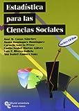 img - for Estadistica para las ciencias sociales: libro y CD-ROM book / textbook / text book