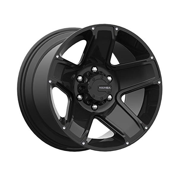 Mamba-MAMBA-585B-M13-Black-Wheel-15x85x45-13mm-Offset