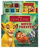 img - for Disney The Lion King Movie Theater: Storybook & Movie Projector book / textbook / text book
