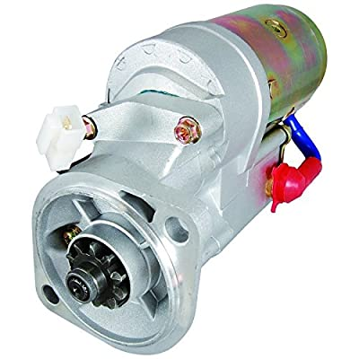 New Starter For Bobcat Excavator 337 341 341C 341D 6670727 6681858 228000-6920 228000-6921 428000-2070: Automotive