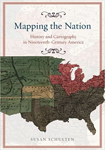 Mapping The Nation History And Cartography In NineteenthCentury - Map us economic activities 19th century