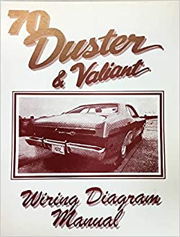chrysler engine schematics 1971 plymouth duster   valiant factory electrical wiring diagrams  1971 plymouth duster   valiant factory