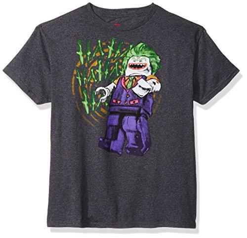 LEGO Boys' Dc Comics Batman Joker T-Shirt at Gotham City Store