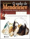 capa de O sonho de Mendeleiev: A verdadeira história da química