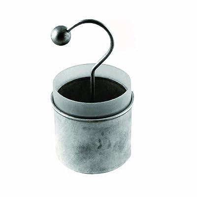 "American Educational 3 Piece Separable Leyden Jar Set, 3"" Diameter x 5-3/4"" Overall Height: Industrial & Scientific"